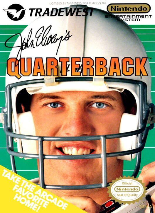 John Elway's Quarterback image
