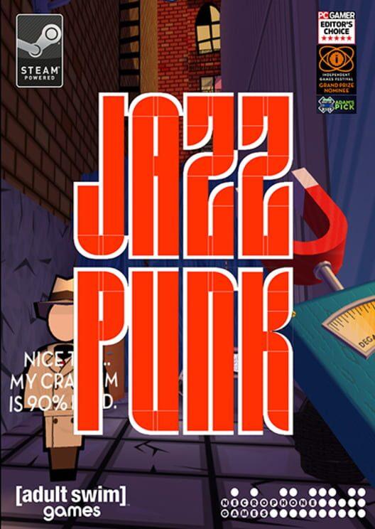 Jazzpunk image
