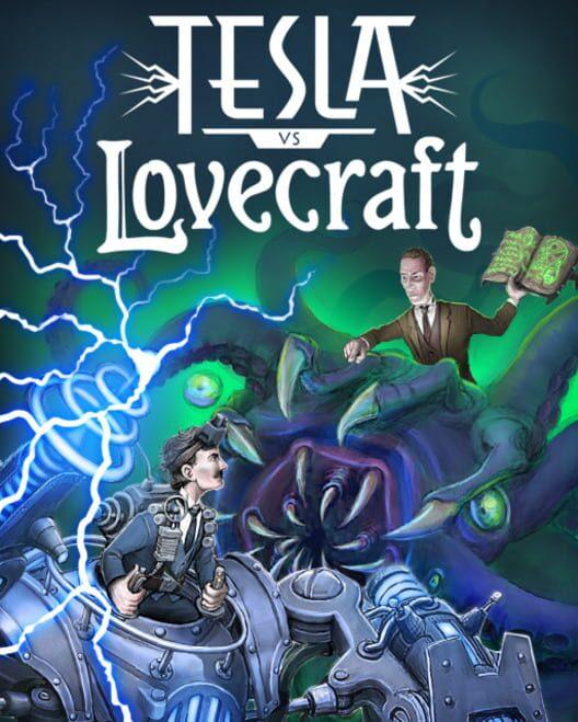 Tesla vs Lovecraft image