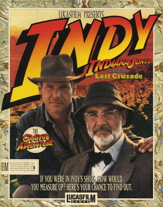 Indiana Jones and the Last Crusade: The Graphic Adventure image