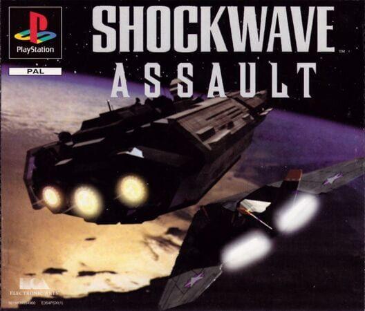 Shockwave Assault Display Picture