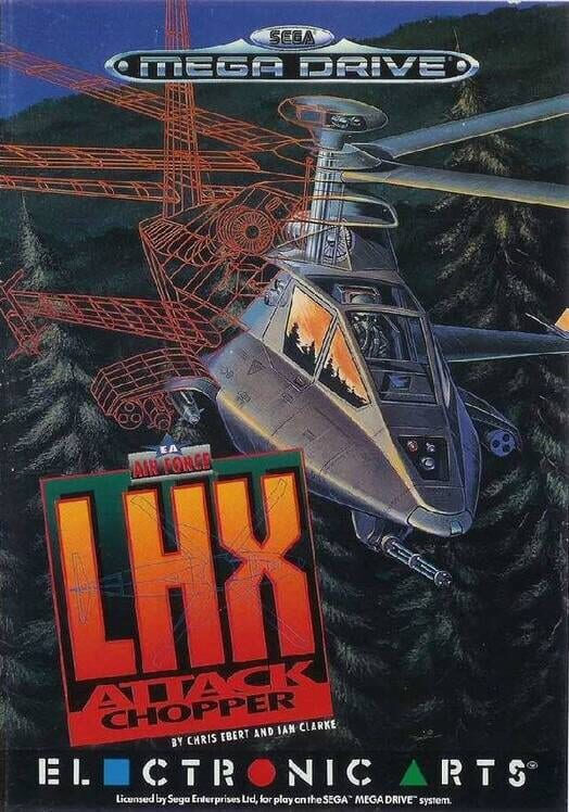 LHX: Attack Chopper Display Picture