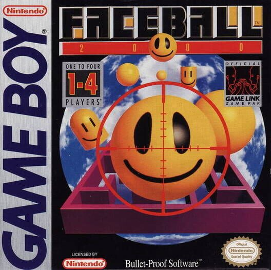 Faceball 2000 Display Picture