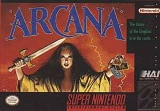 Arcana Display Picture