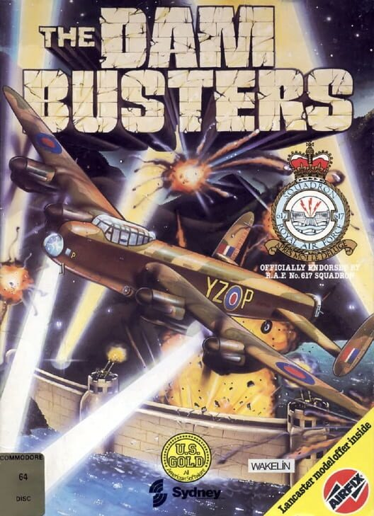 The Dam Busters image