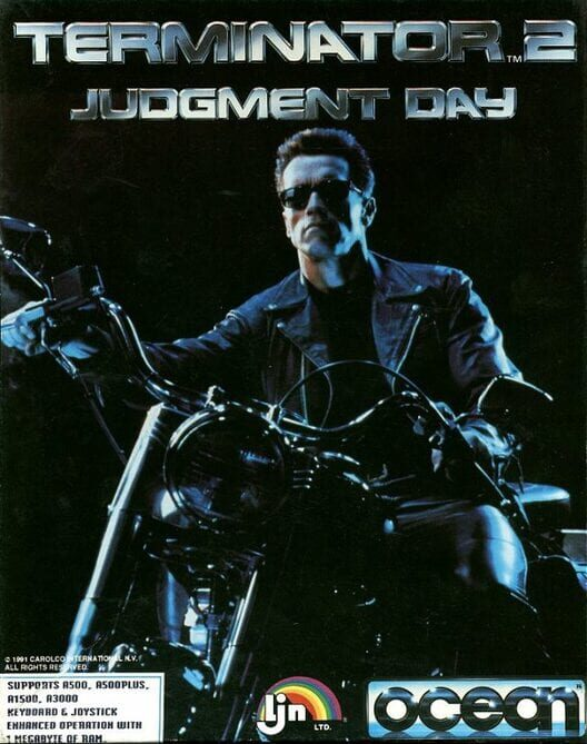 Terminator 2: Judgment Day Display Picture