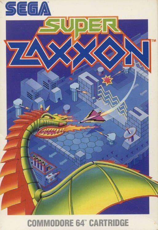Super Zaxxon image