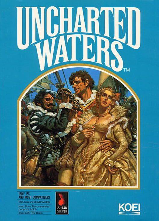 Uncharted Waters image
