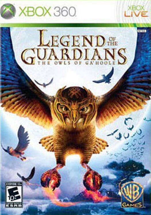 Legend of the Guardians: The Owls of Ga'Hoole Display Picture