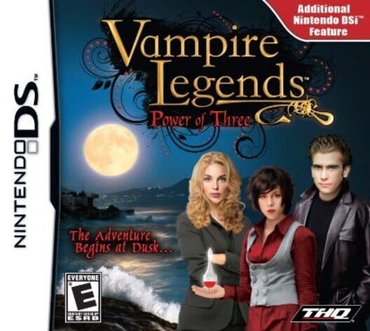 Vampire Legends: Power of Three Display Picture