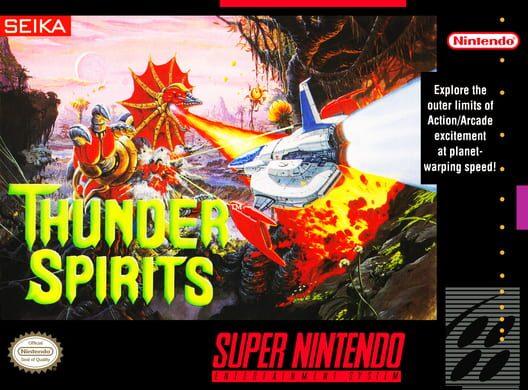 Thunder Spirits image