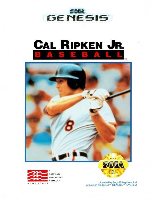 Cal Ripken Jr. Baseball Display Picture