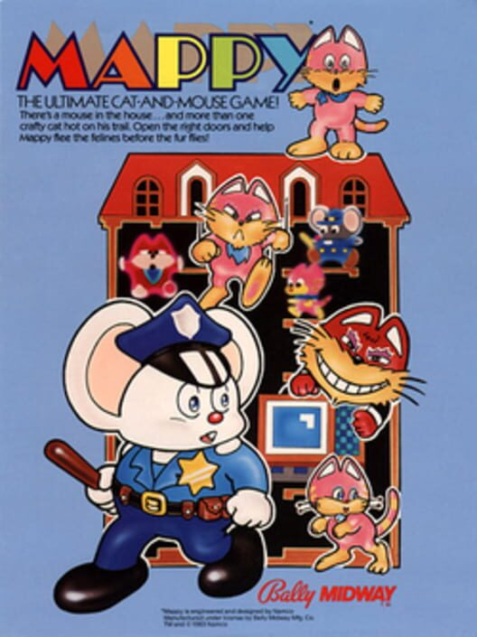 Mappy image