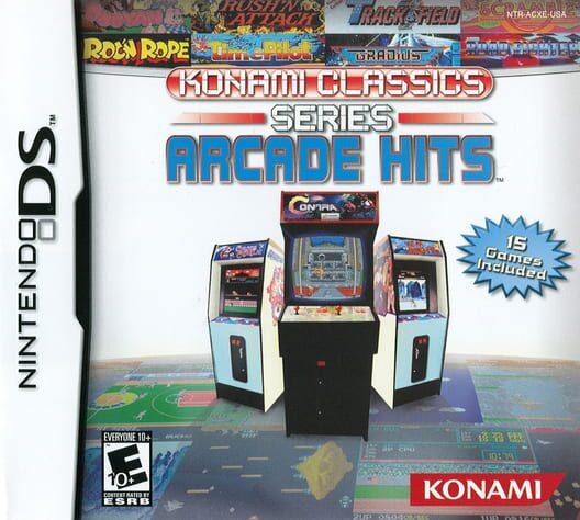 Konami Classics Series Arcade Hits Display Picture