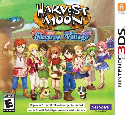 Harvest Moon: Skytree Village image