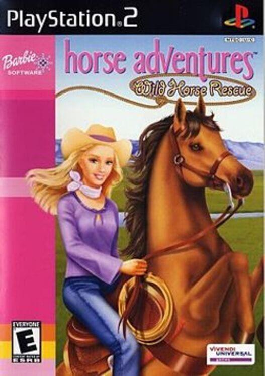Barbie Horse Adventures: Wild Horse Rescue image