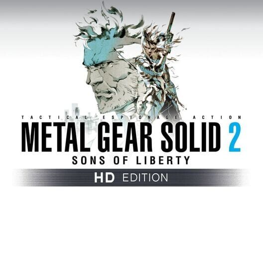 Metal Gear Solid 2: Sons of Liberty HD Edition image
