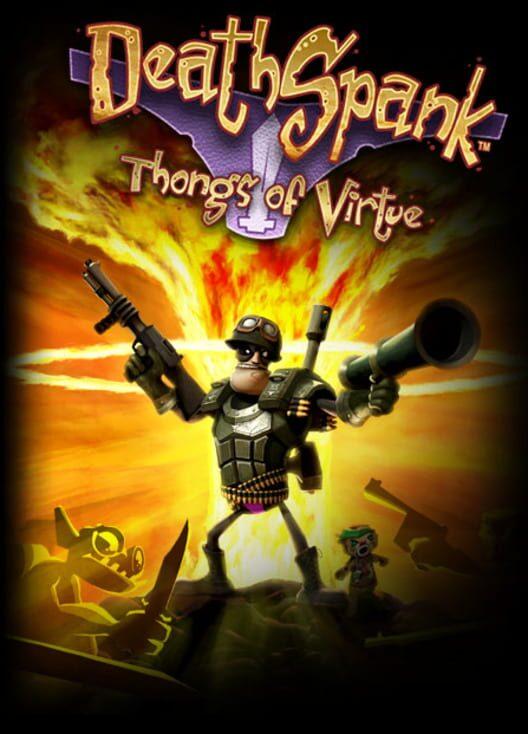 DeathSpank: Thongs Of Virtue Display Picture