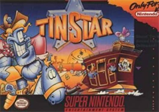 Tin Star Display Picture