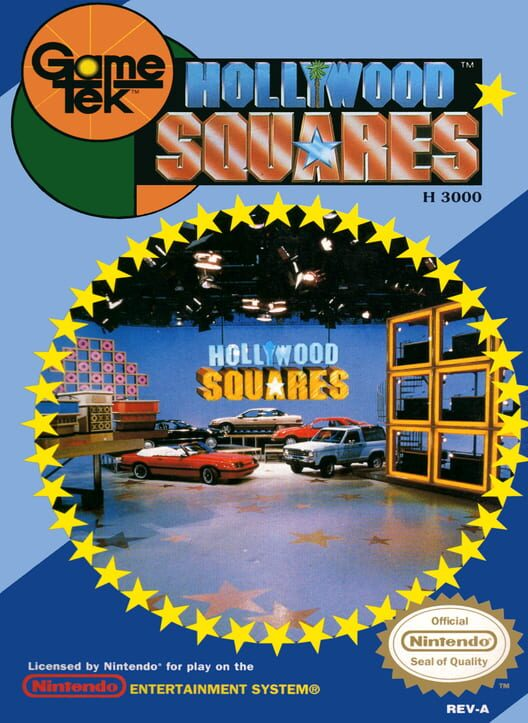 Hollywood Squares Display Picture