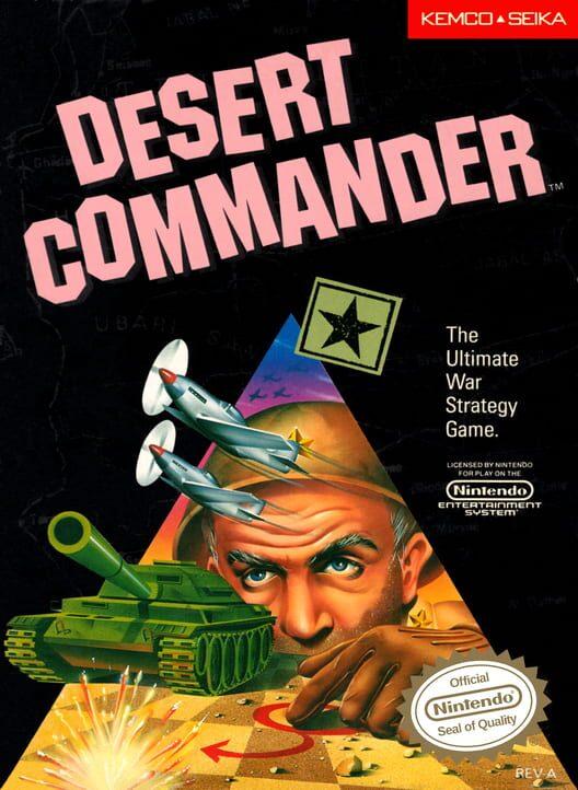 Desert Commander Display Picture