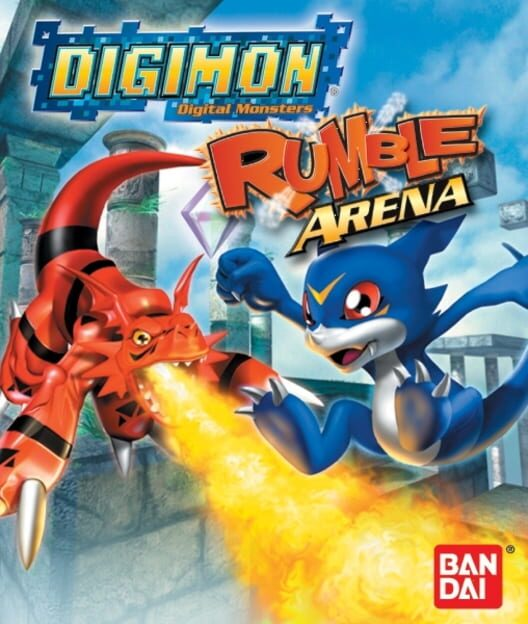 Digimon Rumble Arena image