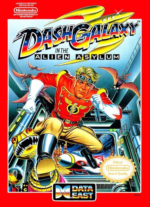 Dash Galaxy in the Alien Asylum Display Picture