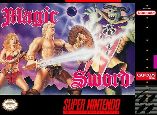 Magic Sword Display Picture