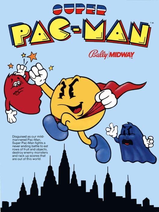 Super Pac-Man image