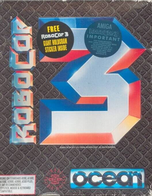RoboCop 3 image
