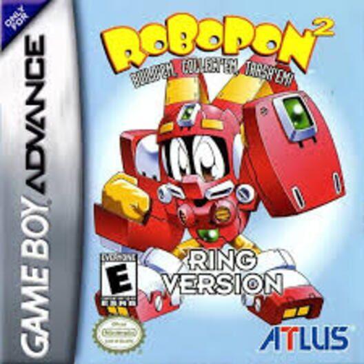 Robopon 2 Ring Version image