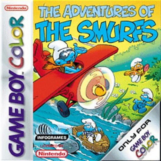 The Adventures of the Smurfs image