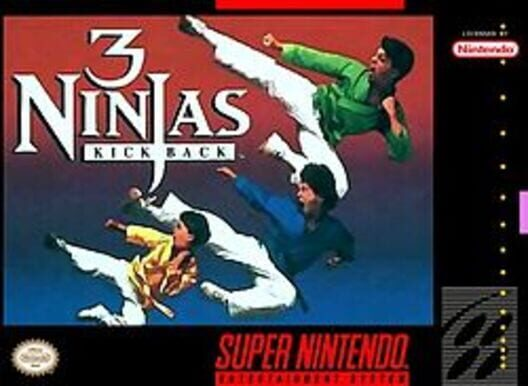 3 Ninjas Kick Back Display Picture