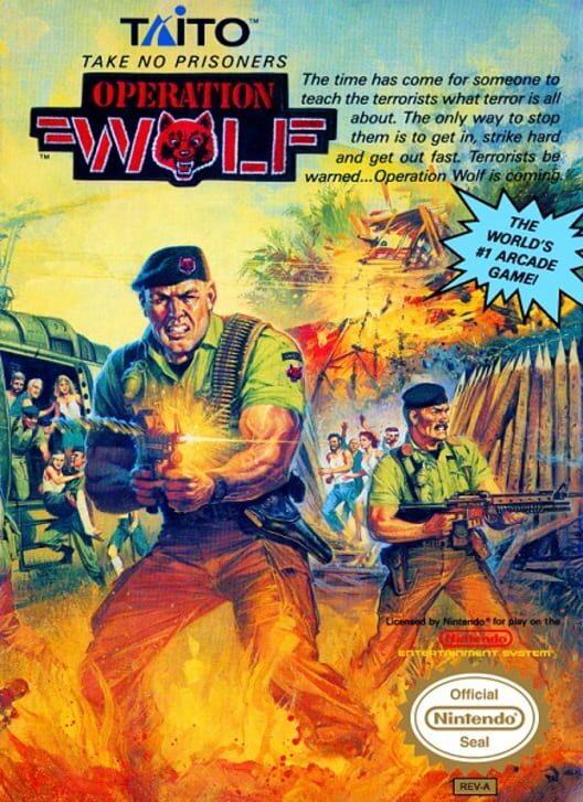 Operation Wolf image