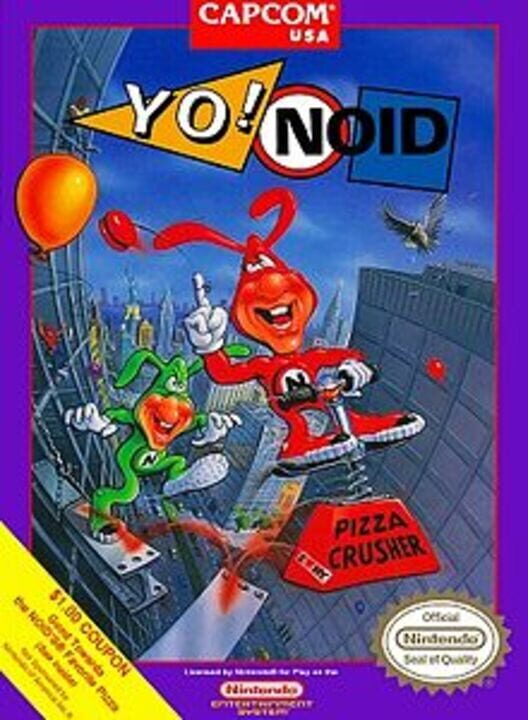 Yo! Noid image