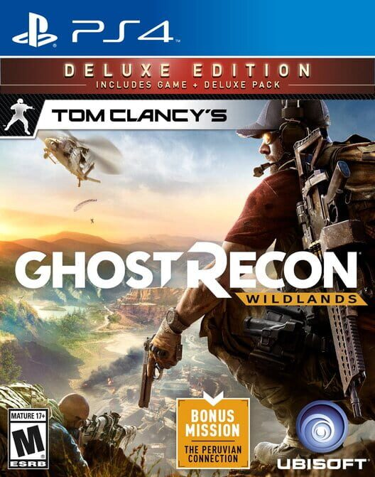 Tom Clancy's Ghost Recon: Wildlands - Deluxe Edition image