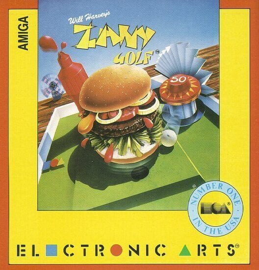 Zany Golf Display Picture
