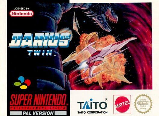 Darius Twin image