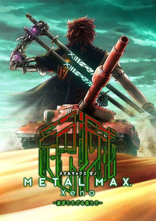 Metal Max Xeno image
