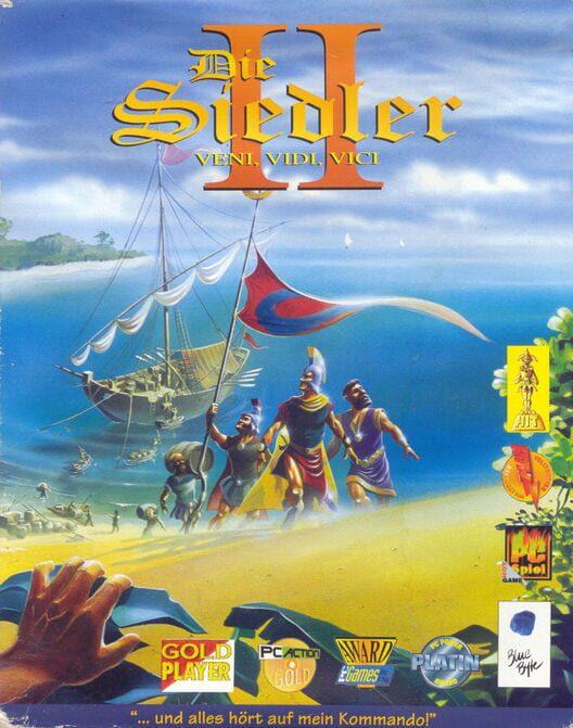 The Settlers II: Veni, Vidi, Vici image
