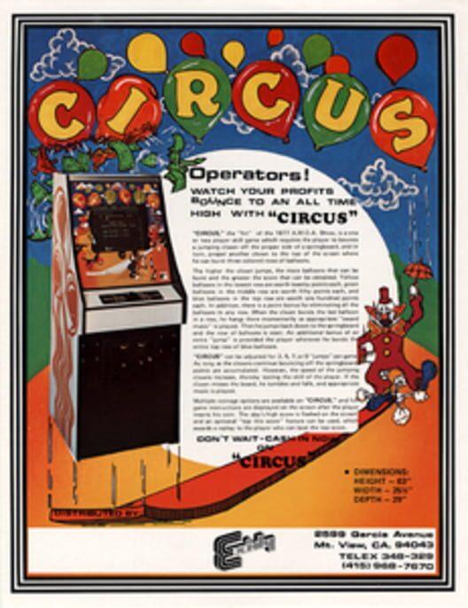 Circus Atari image