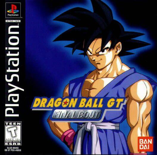 Dragon Ball GT: Final Bout image
