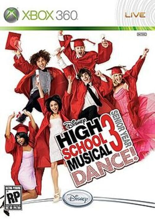 High School Musical 3: Senior Year Dance Display Picture