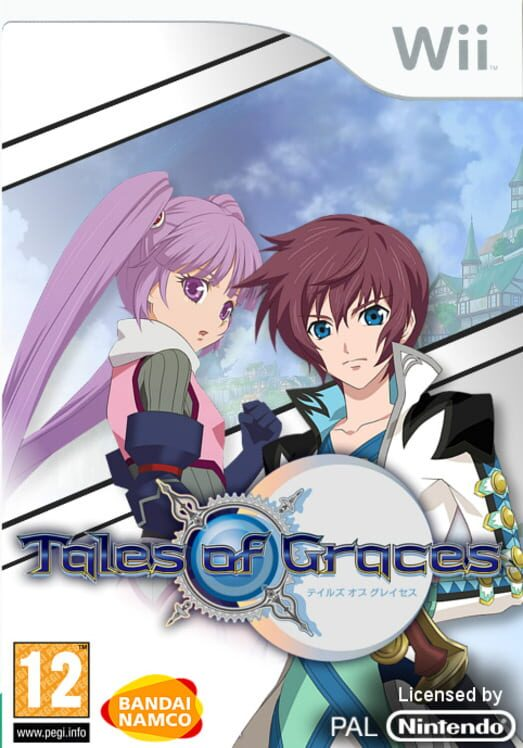 Tales of Graces Display Picture