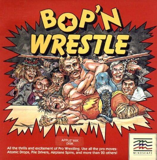 Bop'n Wrestle Display Picture