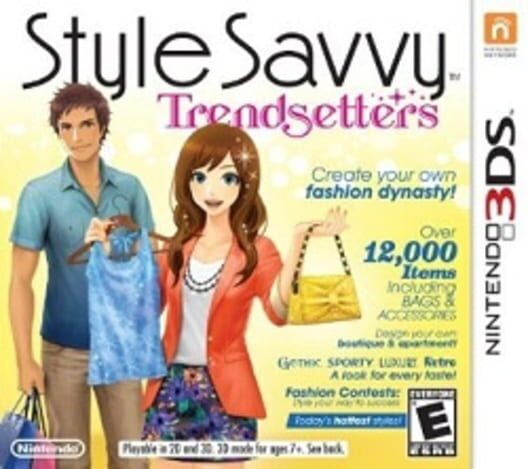 Style Savvy: Trendsetters image