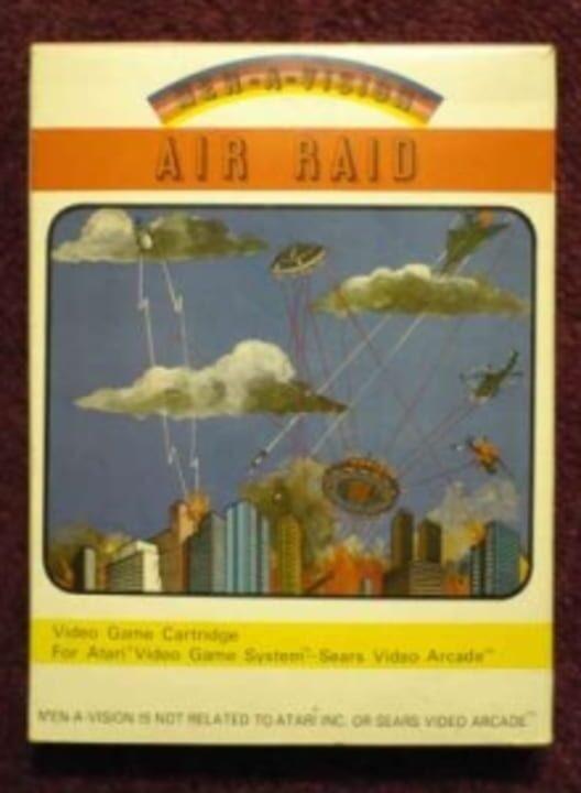 Air Raid Display Picture