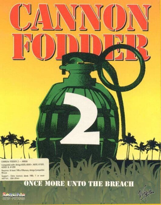 Cannon Fodder 2 image
