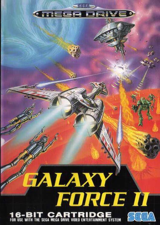 Galaxy Force II image