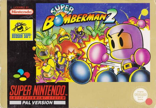 Super Bomberman 2 image
